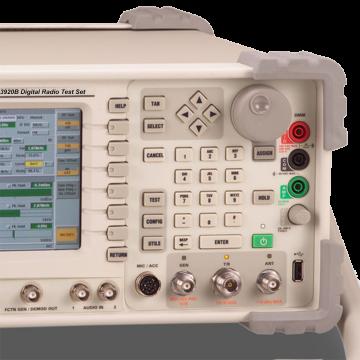 3920B Платформа тестирования аналоговых и цифровых средств радиосвязи