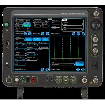 8800SX Цифровой радиотестер